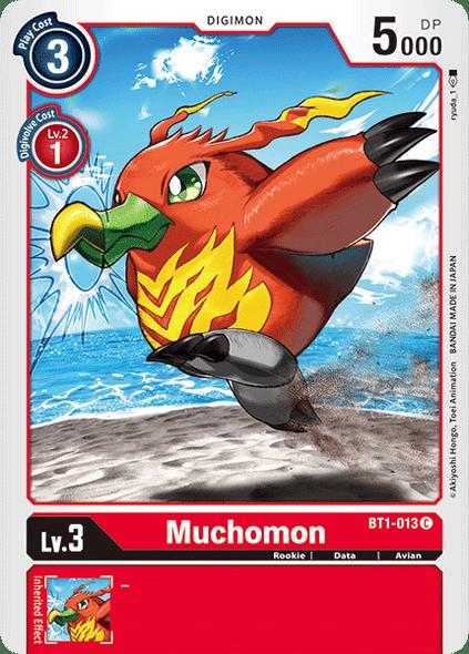 BT1-013 Muchomon  ( Common)