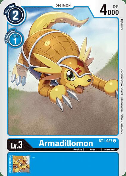 BT1-027 Armadimon  ( Common)