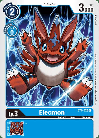 BT1-028 Elecmon  ( Common)