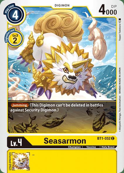 BT1-052 Seasarmon  ( Common)