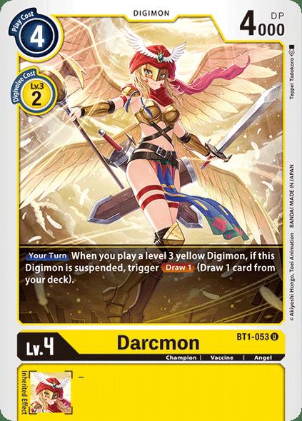 BT1-053 Darcmon  ( Uncommon)