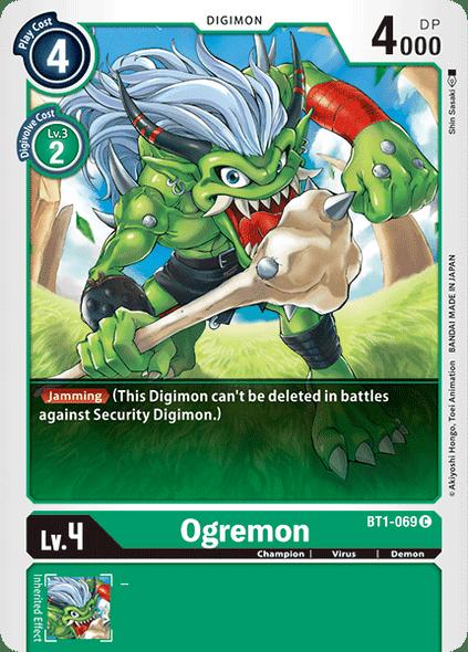 BT1-069 Ogremon  ( Common)