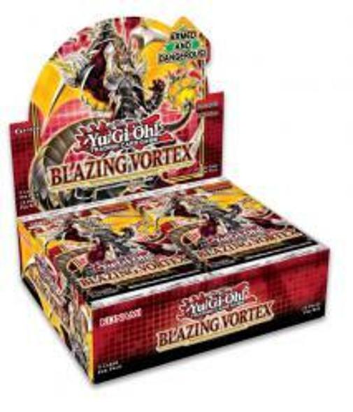 Yu-Gi-Oh! - Blazing Vortex Booster sealed case Buy!