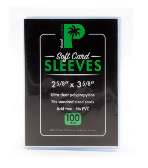 Aussie Owned Card Protection!  Features  Acid-free - No PVC Fits standard-sized cards Ultra-clear polypropylene These are perfect for card grading submissions, or for general overall protection, and are priced competitively for the Australian market to make sure we are always getting the best!