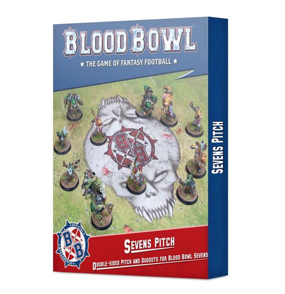 Blood Bowl – 7s Pitch