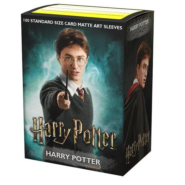 Dragon Shield - Box 100 - MATTE Art - Harry Potter - Harry Potter