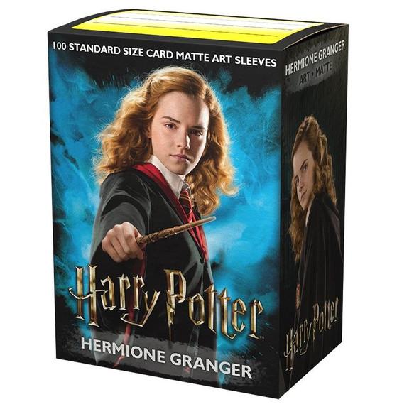 Dragon Shield - Box 100 - MATTE Art - Harry Potter - Hermoine Granger
