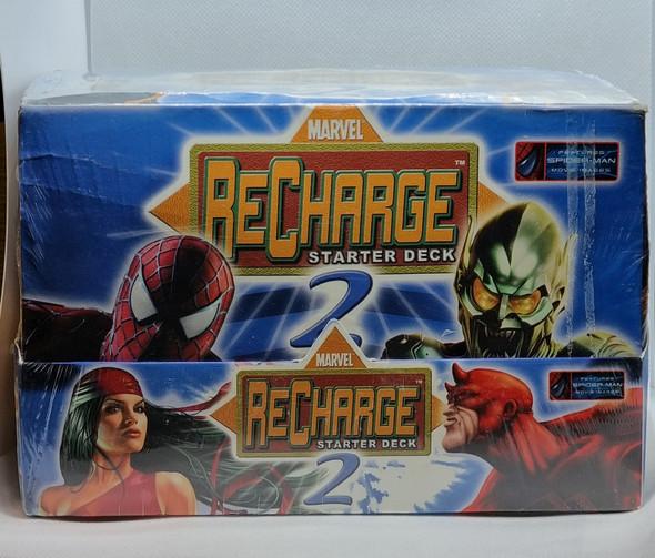 Marvel Recharge Starter Deck 2
