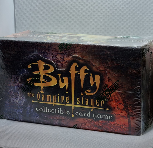 Buffy TVS Collectable Card Game The Wish Theme Decks