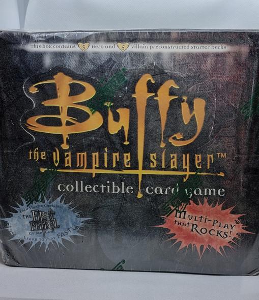 Buffy TVS CCG The Pergamum Prophecy