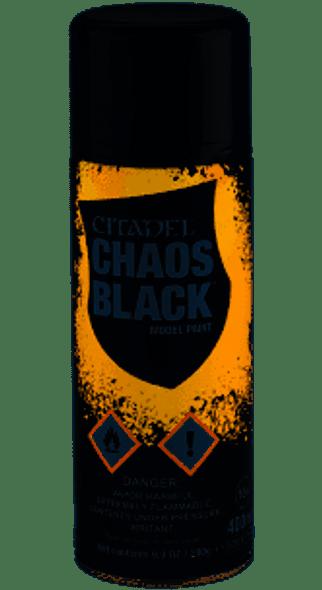 Citadel Colour Chaos Black Spray