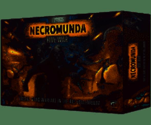 Necromunda Hive War Board Game
