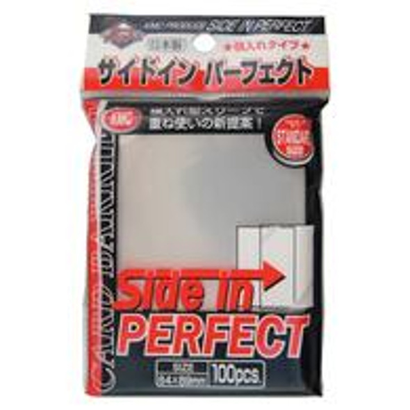 Card Sleeve Side In Perfect 100pcs