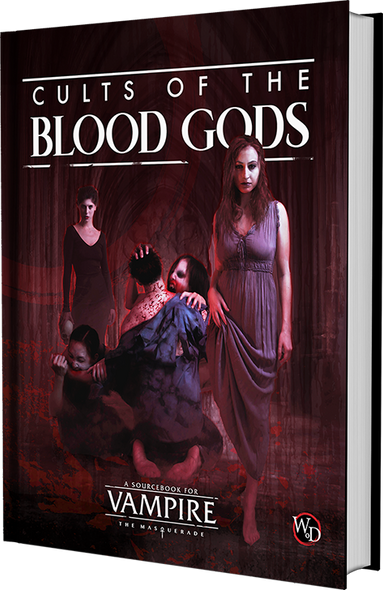 Cults of the Blood Gods for Vampire: The Masquerade 5th Ed.