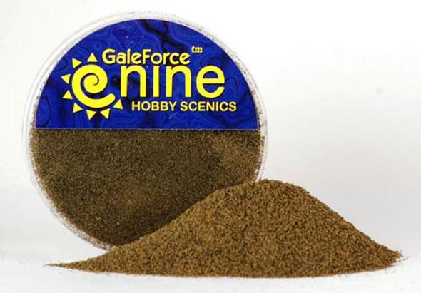Hobby Round Dirt Flock Foundation