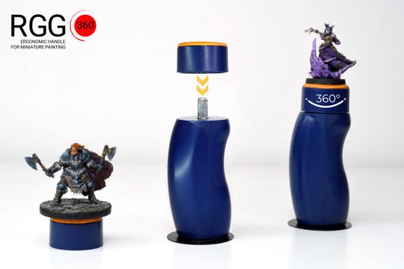 Redgrass Miniature Holder V2 Blue