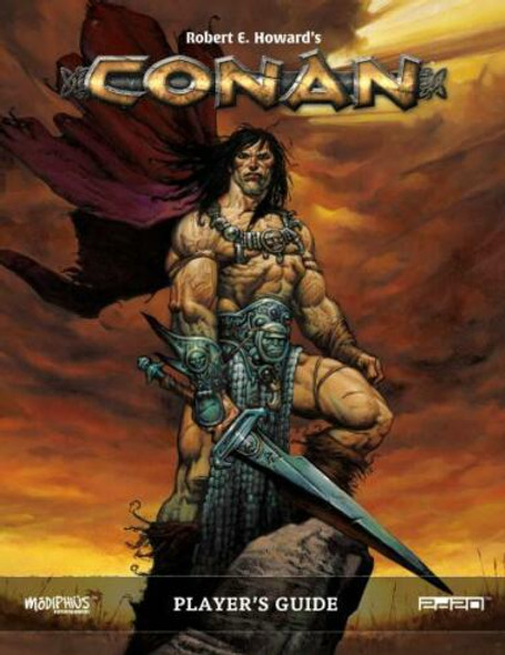 Conan RPG Players Guide (On Demand)