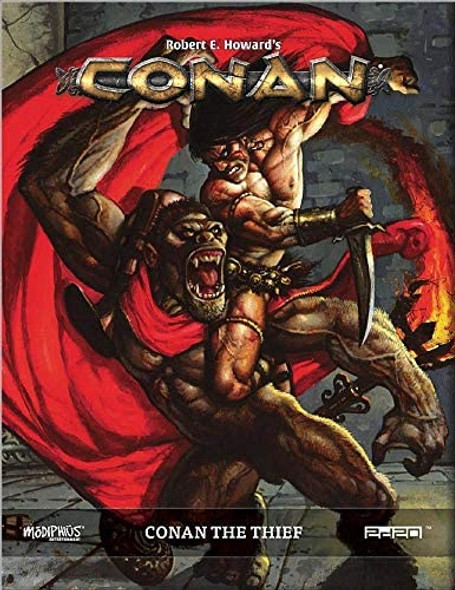 Conan RPG The Thief (On Demand)