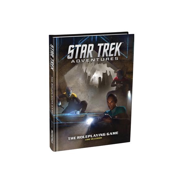 Star Trek Adventures Core Rulebook (On Demand)