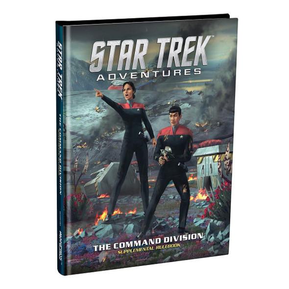 Star Trek Adventures Command Division (On Demand)