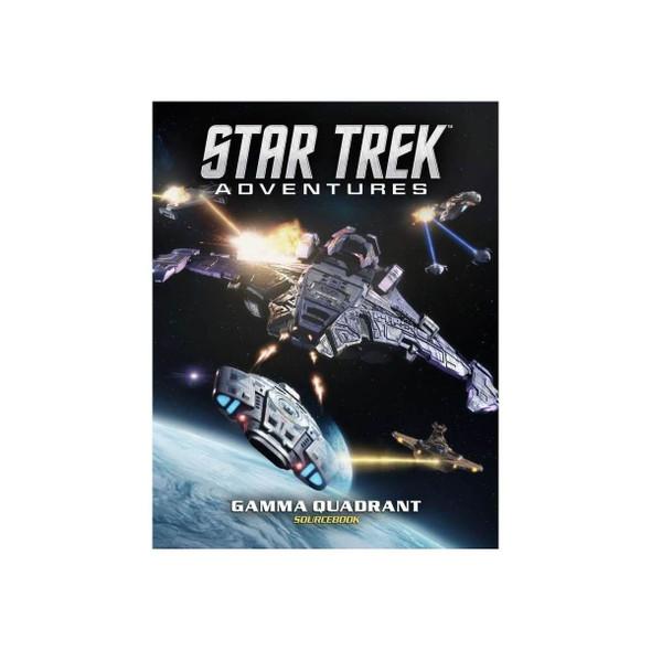 Star Trek Adventures Gamma Quadrant (On Demand)