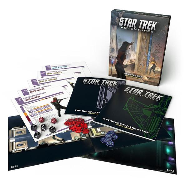Star Trek Adventures Starter Set (On Demand)