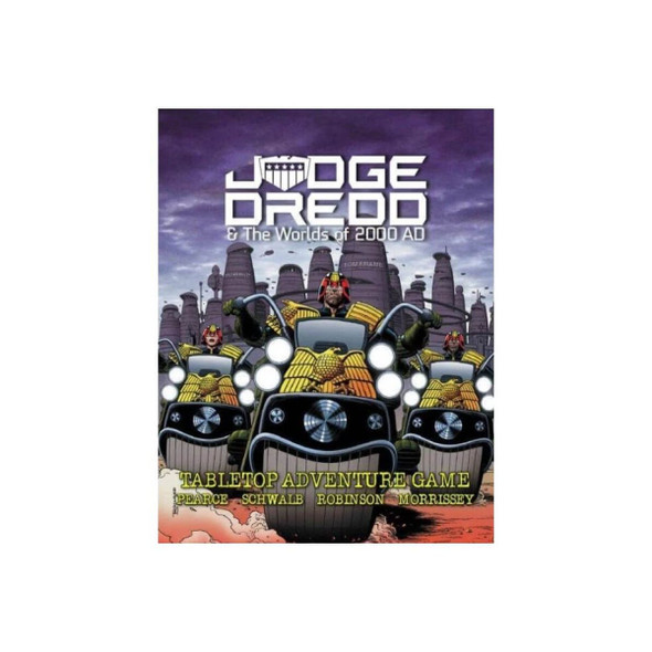 Judge Dredd and the Worlds of 2000AD (On Demand)