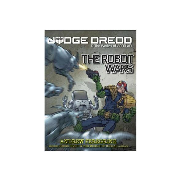 Judge Dredd - The Robot Wars (On Demand)