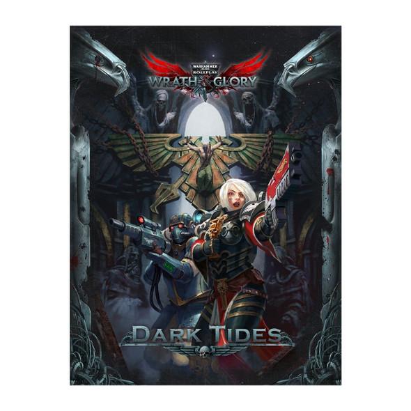 Warhammer 40000 Wrath & Glory Dark Tides Adventure (On Demand)