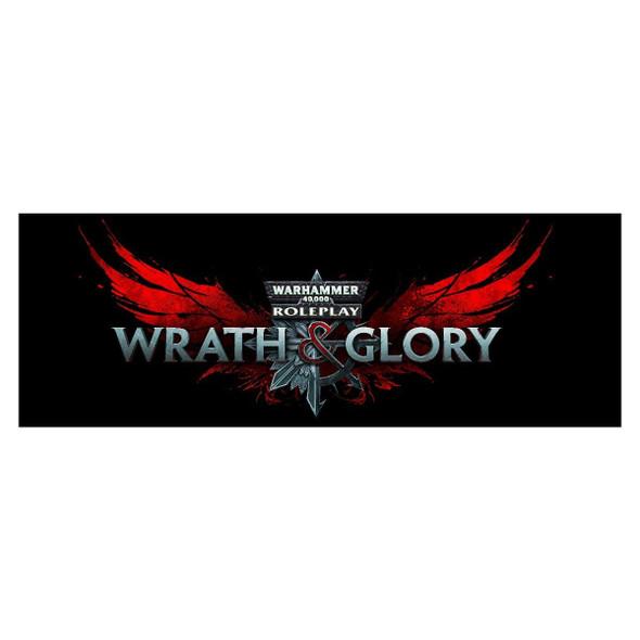 Warhammer 40000 Wrath & Glory GM Screen (On Demand)