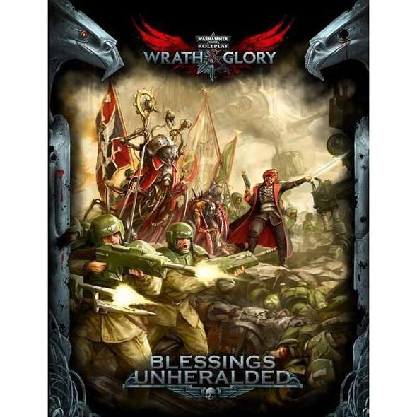 Warhammer 40000 Wrath & Glory Blessings Unheralded (On Demand)