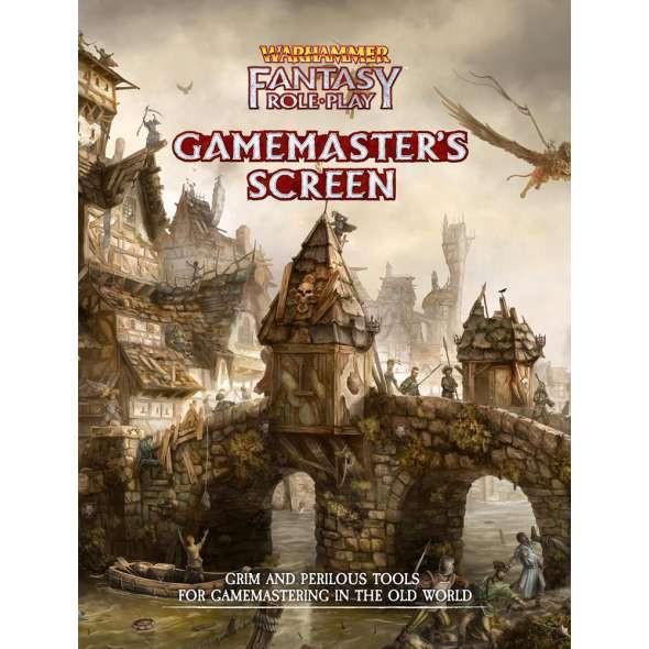 Warhammer Fantasy Roleplay Gamemasters Screen (On Demand)