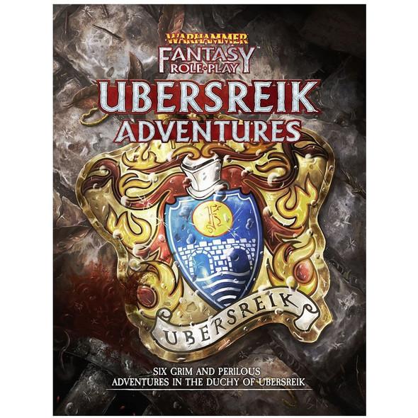 Warhammer Fantasy Roleplay Ubersreik Adventures (On Demand)