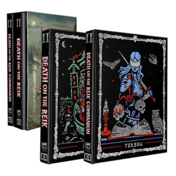 Warhammer Fantasy Roleplay Death on the Reik Volume 2 Directors Cut (On Demand)