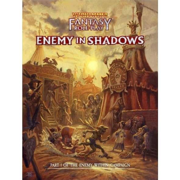 Warhammer Fantasy Roleplay Enemy in Shadows Enemy Within Volume 1 (On Demand)