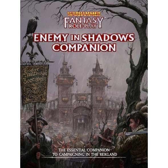 Warhammer Fantasy Roleplay Enemy in Shadows Companion (On Demand)