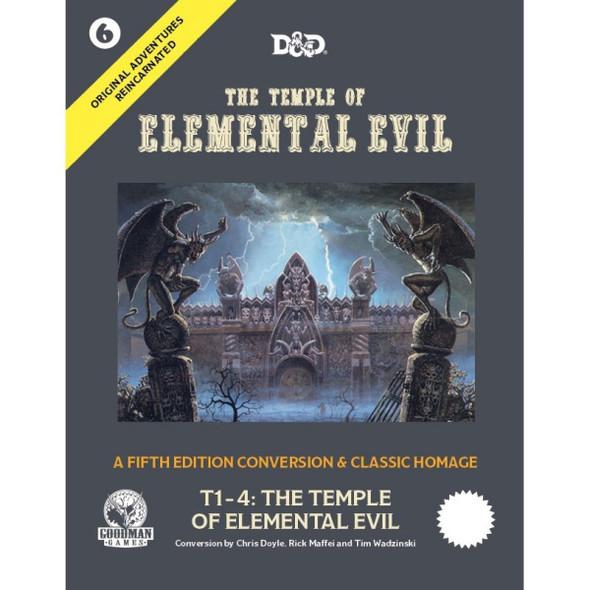 Original Adventures Reincarnated #6 - The Temple of Elemental Evil