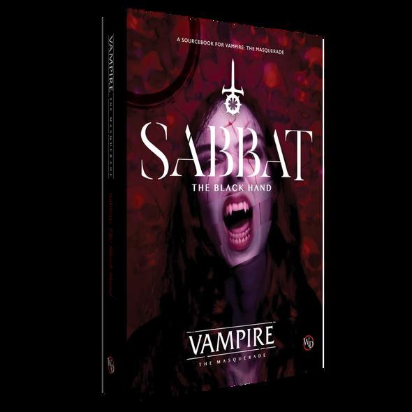Vampire: The Masquerade 5th Edition Sabbat The Black Hand