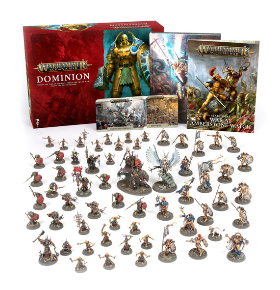 Age of Sigmar Dominion Boxed Set