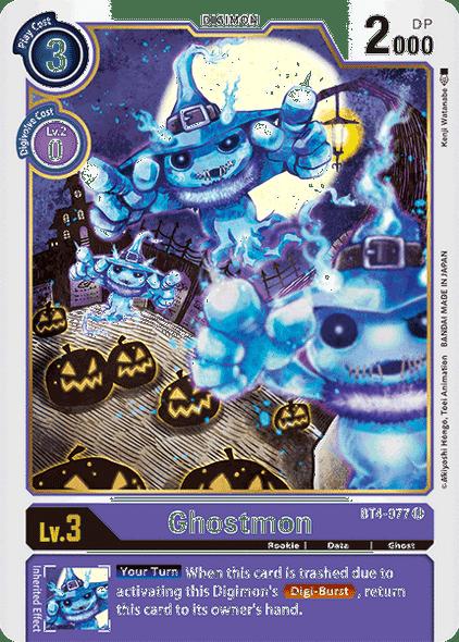 BT4-077 R Ghostmon
