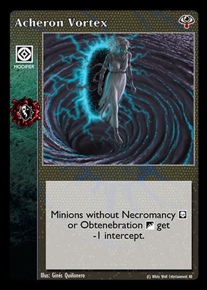 (vtes) Acheron Vortex
