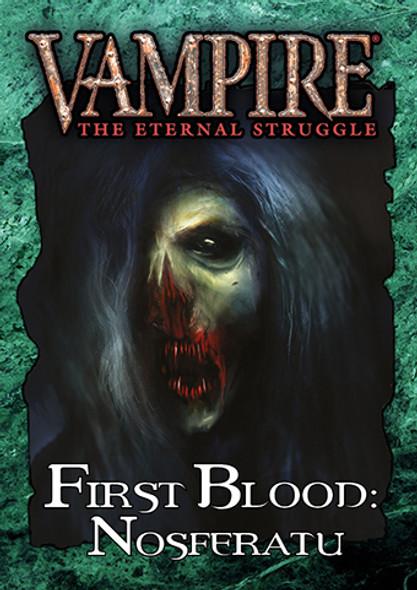 V:tES First Blood - Nosferatu
