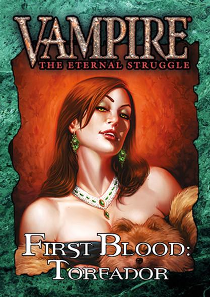 V:tES First Blood - Toreador