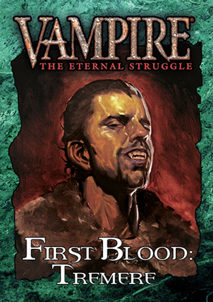 V:tES First Blood - Tremere