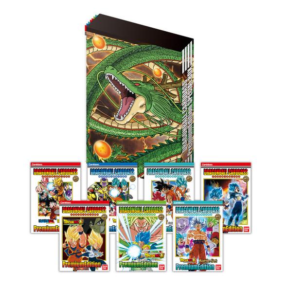 Dragonball Cardass Premium DX Collection