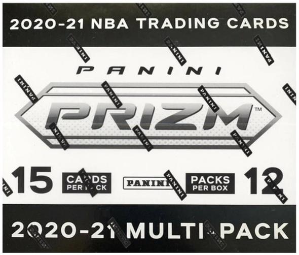 2020-21 Panini Prizm Basketball Multi Pack (12)