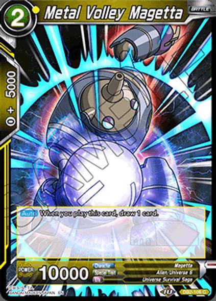 DB2-106 Metal Volley Magetta