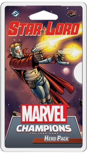 Marvel Champions LCG Star Lord Hero Pack