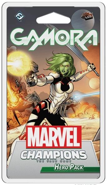 Marvel Champions LCG Gamora Hero Pack