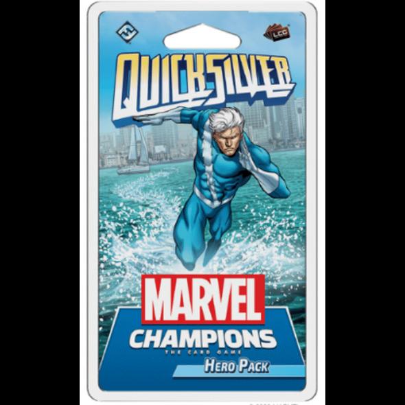 Marvel Champions LCG Quicksilver Hero Pack (On Demand)